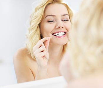 dental health sets the tone for how you care for your appearance and wellbeing
