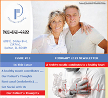 Dolton Dentist - February 2013 Newsletter