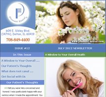 Dolton Dentist - July 2012 Newsletter