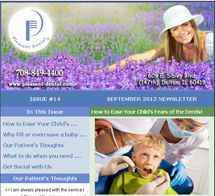 Dolton Dentist - September 2012 Newsletter