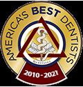 America's Best Dentists 2010 - 2021