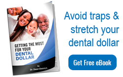 Get Free Ebook Getting the most for your dental doller by Dr. Dean Dietrich