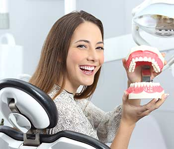 How Dentures Can Change the Appearance of your Face in Dolton area Image 2