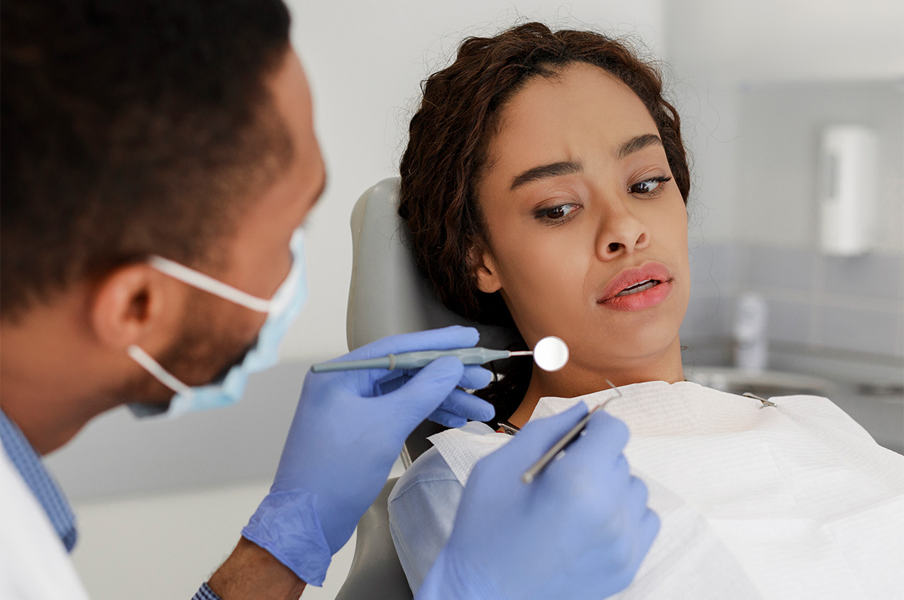 Solution Dental Phobia at Pleasant Dental® in Dolton IL Area